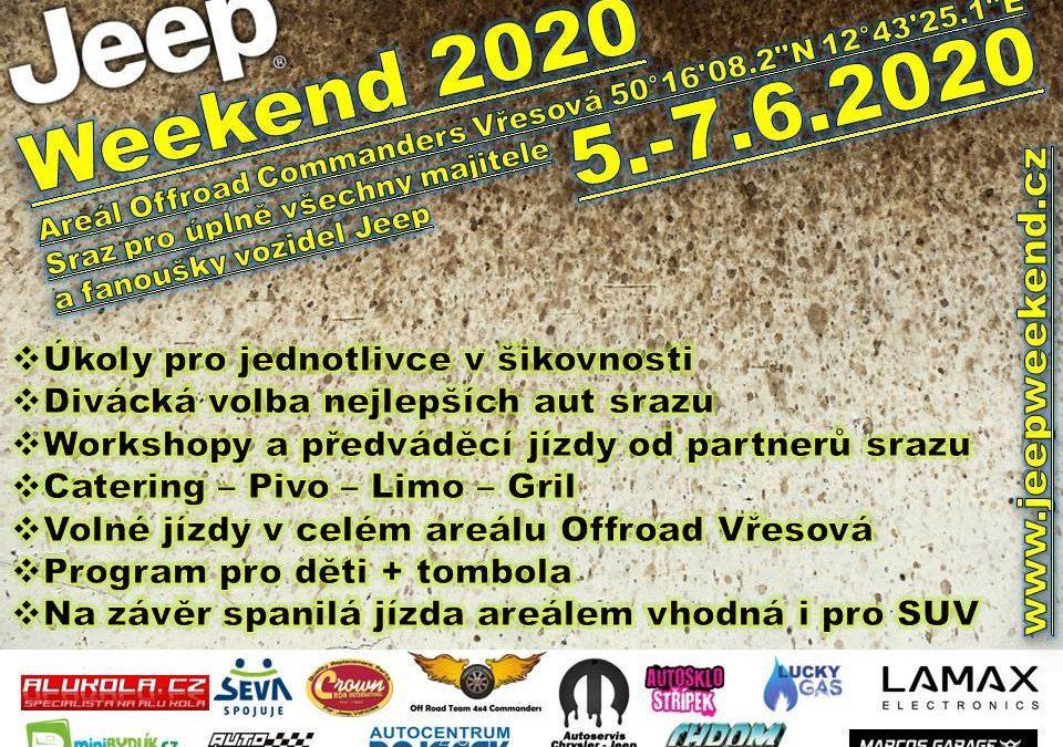 Jeep Weekend 5-7.6.2020