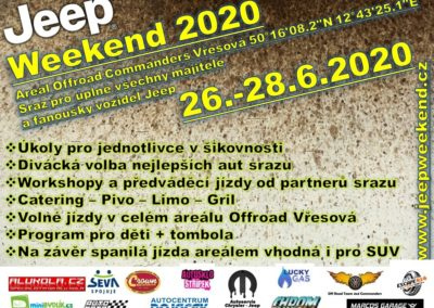 Jeep Weekend 26-28.6.2020